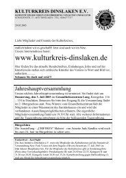 download - Kulturkreis Dinslaken