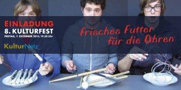 hier - Kulturnetz Kassel