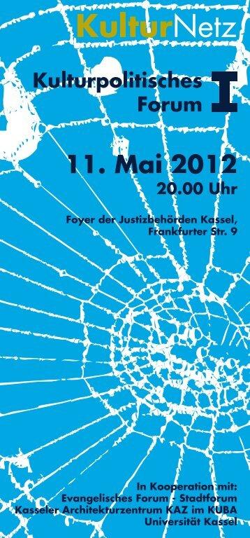 2 'O0 Uhr - Kulturnetz Kassel