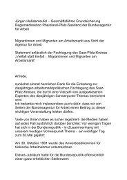 Jürgen Haßdenteufel – Geschäftsführer ... - Saarpfalz-Kreis