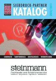 KATALOG - Steinmann Fachzentrum GmbH