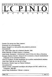 REVISTA POLITICA I DE PENSAMENT - Atipus
