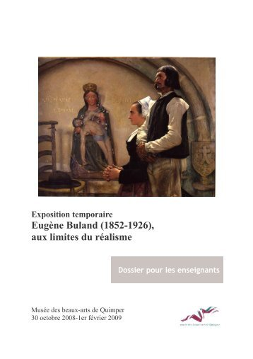 Eugène Buland, aux limites du réalisme - Musée des Beaux-Arts de ...