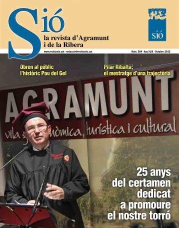 Octubre - Revista Sió