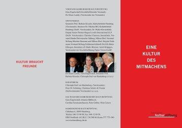 Flyer Kultur des Mitmachens_2012_RZv2.indd - Hamburgische ...