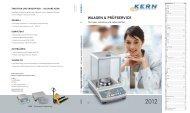 Kern-Katalog 2012 - Bruno Kummer GmbH