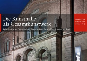 Die Kunsthalle als Gesamtkunstwerk (PDF, ~ 4 MB) - Staatliche ...