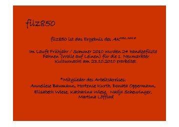Homepage KKJ_filz850 - beim KUNSTKREIS JURA