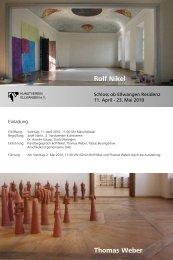 Flyer (pdf) - Kunstverein Ellwangen eV