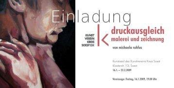 von michaela ruhfus - Kunstverein-Kreis-Soest