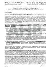 BfA-Antrag auf AHB Anlage-PDF-Datei - Kurkliniken.de