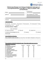 Selbstauskunftsbogen Mutter-PDF-Datei - Kurkliniken.de