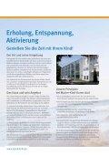 Mutter-Kind-Kuren Flyer - Kurkliniken.de - Page 3