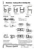 Aluminium - Flachprofile, eloxiert oder kunststoffbeschichtet - Seite 5