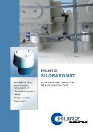 SILOBAROMAT - Kurz- Silosysteme