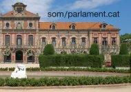 som/parlament.cat - solucions - Parlament de Catalunya
