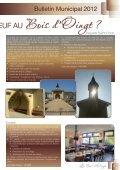 Bulletin municipal - Bois d'Oingt - Page 7