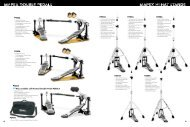Stands p 37-41 - Mapex