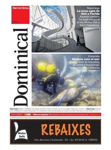 Mister Sofà - Diari de Girona
