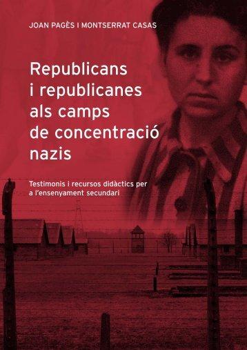 Republicans i republicanes als camps de concentració nazis