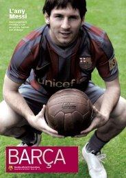 Revista 42 - FC Barcelona