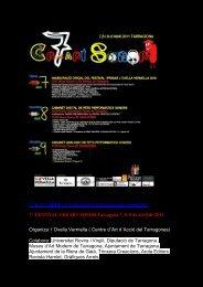 Organiza: l´Ovella Vermella ( Centre d´Art d´Acció del ... - Boek 861