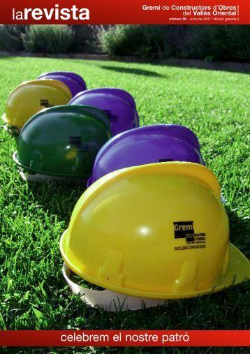 Número 56 - Gremi de Constructors d'Obres del Vallès Oriental