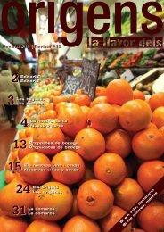 Revista #13 | Revista #13 - La Llavor dels Orígens