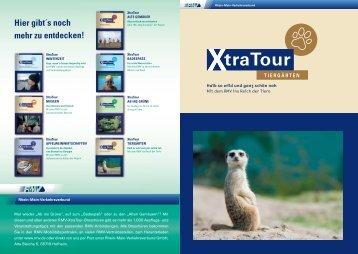 RMV Xtra Tour Tiergärten