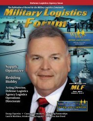 Defense logistics agency issue - KMI Media Group