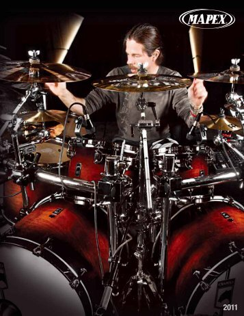 black panther - Mapex Drums