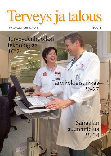 2013 / 2 - Terveys ja talous ry