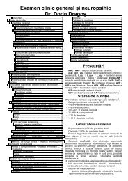 Sindromul Balint - dr. Dorin Dragos