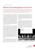 KVNO aktuell 9 2009 - Kassenärztliche Vereinigung Nordrhein - Seite 7