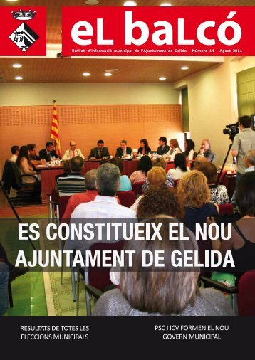 balco agost 11 - Ajuntament de Gelida