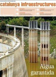 Catalunya Infraestructures de l'aigua (arxiu PDF en català)