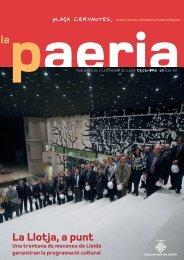 Butlletí complert format PDF - Ajuntament de Lleida