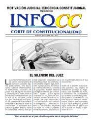 Octubre 2012 - Corte de Constitucionalidad
