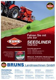 5 - August Bruns Landmaschinen GmbH