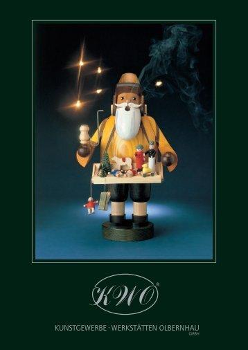 Katalog 2012 Grün - KWO Olbernhau GmbH