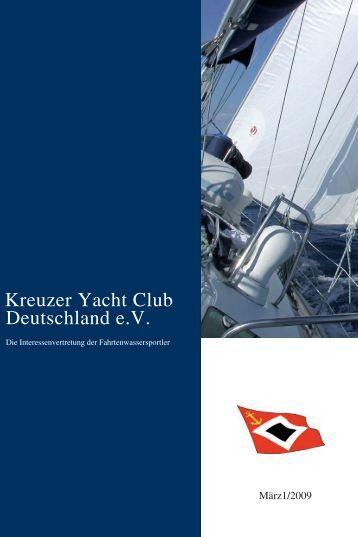 Kreuzer Yacht Club Deutschland e.V.