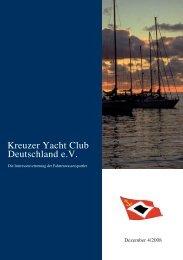 Cowes Week - Kreuzer Yacht Club Deutschland e.V.