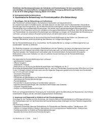 V. Systematische Behandlung von Parodontopathien (Par ...