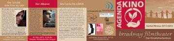 broadway filmtheater - Lokale Agenda 21 Trier eV