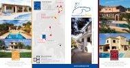 Descargar folleto Apartamentos Drac - Inmobiliaria Cala Santanyi