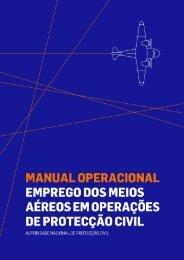 Manual Operacional – Emprego dos Meios Aéreos em Operações ...