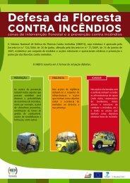 DFCI: Zonas de Intervenção Florestal e a prevenção ... - Forestis