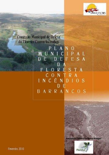 Plano Municipal de Defesa da Floresta Contra Incêndios - Câmara ...