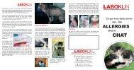 Allergie Katze FR.indd - Laboklin