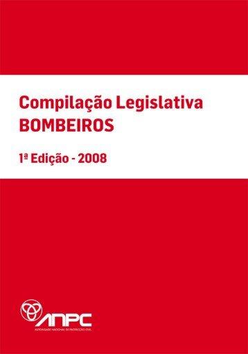 Compilação Legislativa - Bombeiros Portugueses
